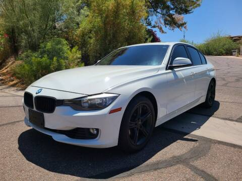 2012 BMW 3 Series for sale at BUY RIGHT AUTO SALES in Phoenix AZ