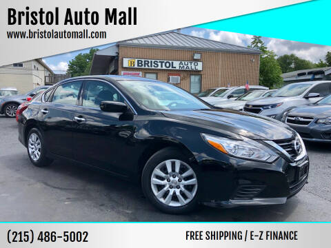 2018 Nissan Altima for sale at Bristol Auto Mall in Levittown PA