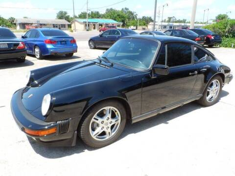 1984 Porsche 911 for sale at Bavarian Auto Center in Rockledge FL