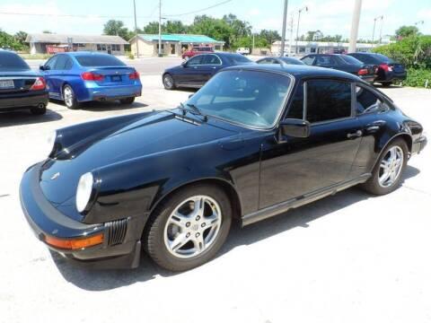 1984 Porsche 911 for sale at Bavarian Auto Center in Rockledge FL