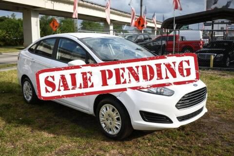 2019 Ford Fiesta for sale at STS Automotive - Miami, FL in Miami FL