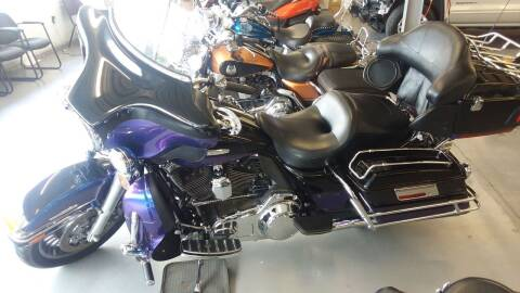 2010 Harley Davidson Electra Glide for sale at Adams Enterprises in Knightstown IN