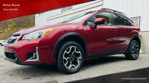 2017 Subaru Crosstrek for sale at Bailey's Pre-Owned Autos in Anmoore WV