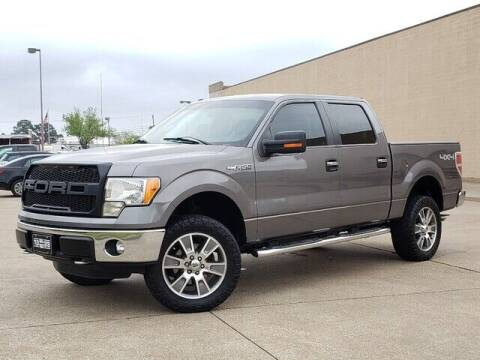 2014 Ford F-150 for sale at Tyler Car  & Truck Center in Tyler TX