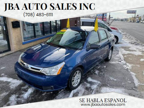 2009 Ford Focus for sale at JBA Auto Sales Inc in Stone Park IL