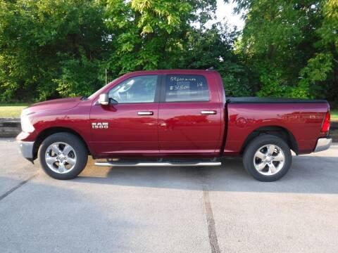 2017 RAM Ram Pickup 1500 for sale at Dave's Car Corner in Hartford City IN