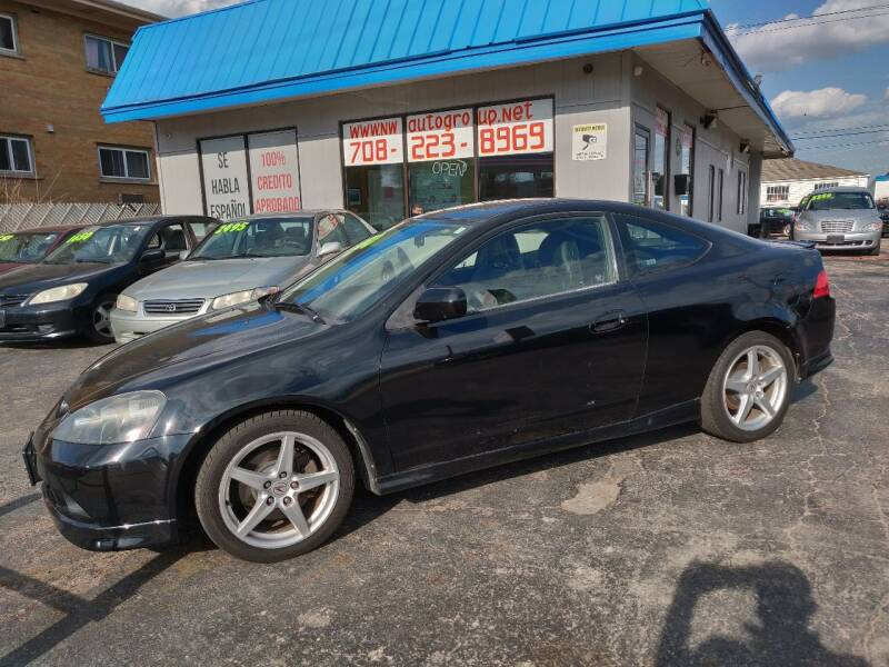 2006 Acura RSX for sale at Nationwide Auto Group in Melrose Park IL