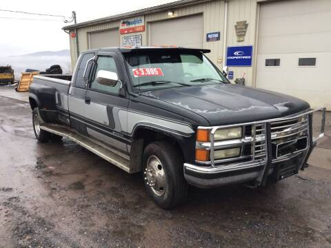 1994 Chevrolet C/K 3500 Series for sale at Troys Auto Sales in Dornsife PA