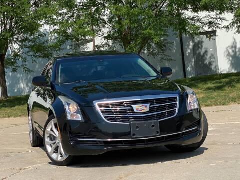 2015 Cadillac ATS for sale at MILANA MOTORS in Omaha NE