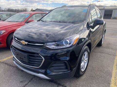 2019 Chevrolet Trax for sale at Tim Short Chrysler in Morehead KY