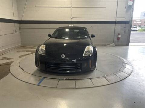 2008 Nissan 350Z for sale at Luxury Car Outlet in West Chicago IL
