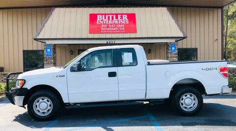 2014 Ford F-150 for sale at Butler Enterprises in Savannah GA
