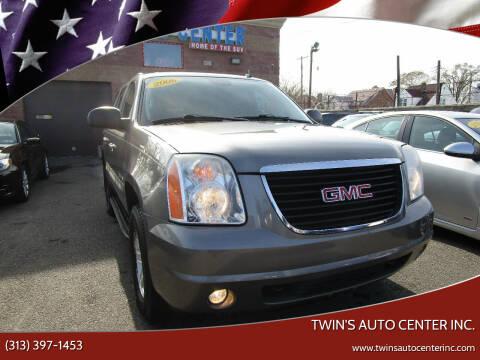 2008 GMC Yukon for sale at Twin's Auto Center Inc. in Detroit MI