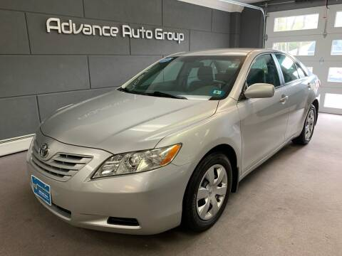 2008 Toyota Camry for sale at Advance Auto Group, LLC in Chichester NH