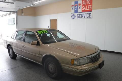 1992 Lincoln Continental for sale at 777 Auto Sales and Service in Tacoma WA