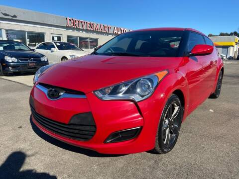 2013 Hyundai Veloster for sale at DriveSmart Auto Sales in West Chester OH