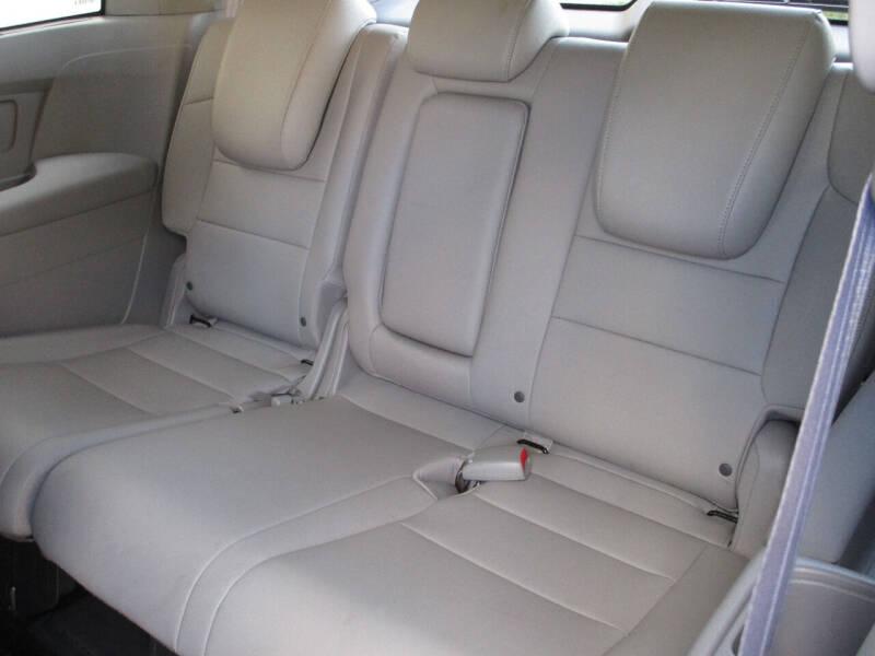 2015 Honda Odyssey Touring 4dr Mini-Van - Dallas TX