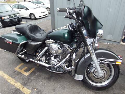 2002 Harley-Davidson ELECTRA GLIDE POLICE EDITION for sale at Fulmer Auto Cycle Sales - Fulmer Auto Sales in Easton PA