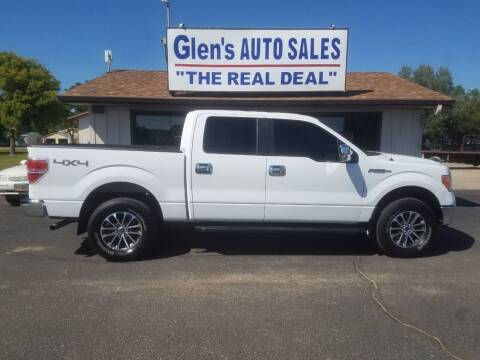 2014 Ford F-150 for sale at Glen's Auto Sales in Watertown SD