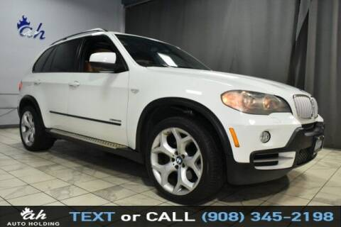 2010 BMW X5 for sale at AUTO HOLDING in Hillside NJ