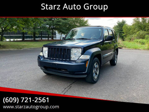 2008 Jeep Liberty for sale at Starz Auto Group in Delran NJ