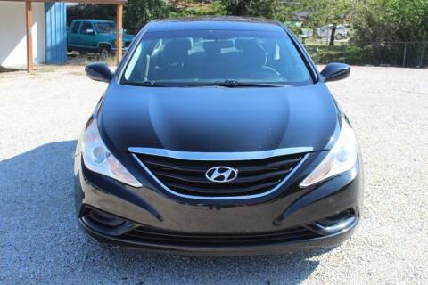 2011 Hyundai Sonata for sale at Bailey & Sons Motor Co in Lyndon KS