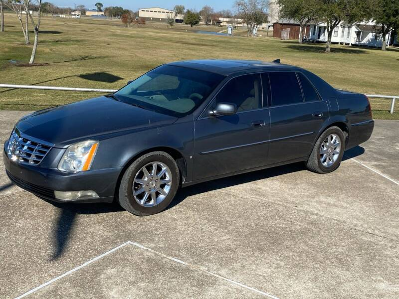 2010 Cadillac DTS for sale at M A Affordable Motors in Baytown TX