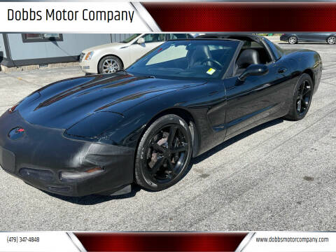 1999 Chevrolet Corvette for sale at Dobbs Motor Company in Springdale AR
