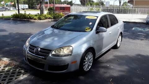 2008 Volkswagen Jetta for sale at AUTO IMAGE PLUS in Tampa FL