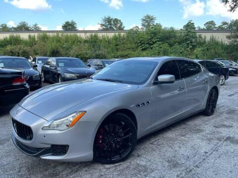 2014 Maserati Quattroporte for sale at Car Online in Roswell GA