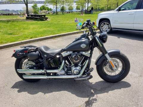 2013 Harley-Davidson softail slim for sale at SILVER ARROW AUTO SALES CORPORATION in Newark NJ
