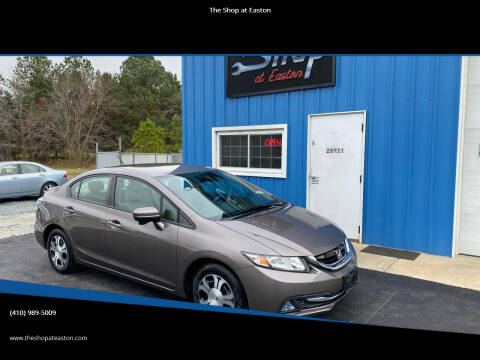 2014 Honda Civic for sale at The Shop at Easton in Easton MD