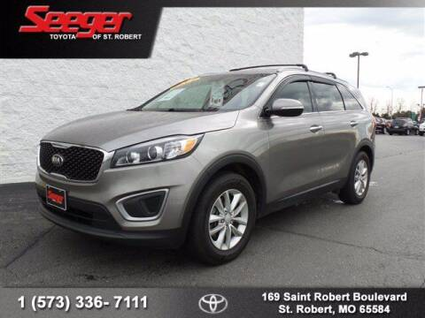 2016 Kia Sorento for sale at SEEGER TOYOTA OF ST ROBERT in St Robert MO