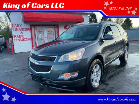 2011 Chevrolet Traverse for sale at King of Cars LLC in Bowling Green KY