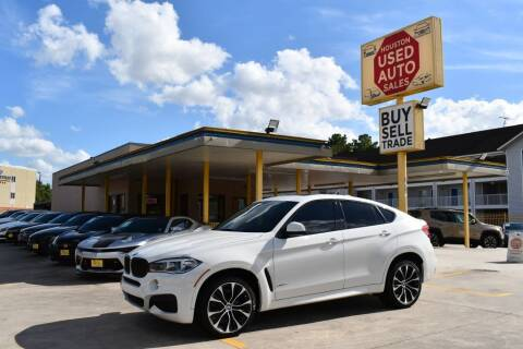 2018 BMW X6 for sale at Houston Used Auto Sales in Houston TX