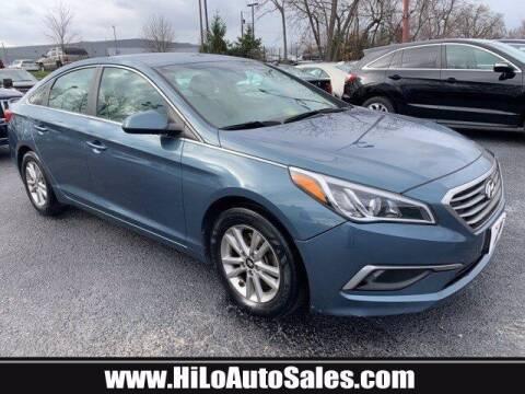 2016 Hyundai Sonata for sale at Hi-Lo Auto Sales in Frederick MD