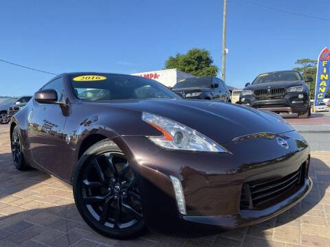 2016 Nissan 370Z for sale at Cars of Tampa in Tampa FL