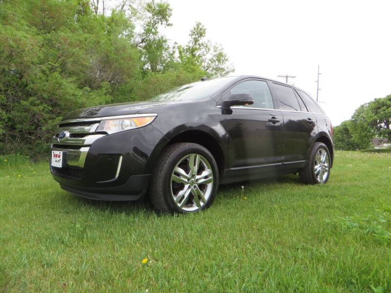 2013 Ford Edge for sale at The Car Lot in New Prague MN