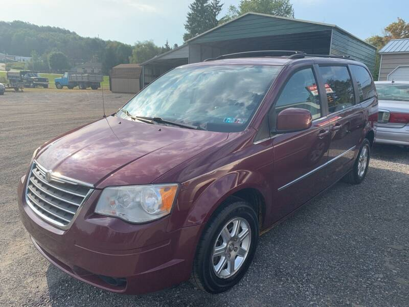2009 Chrysler Town and Country Touring 4dr Mini-Van - Windber PA