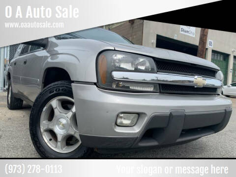 2006 Chevrolet TrailBlazer EXT for sale at O A Auto Sale - O & A Auto Sale in Paterson NJ