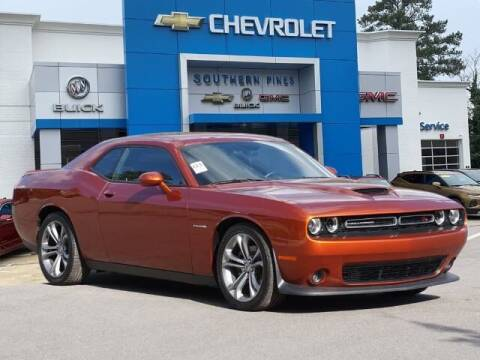 2021 Dodge Challenger for sale at PHIL SMITH AUTOMOTIVE GROUP - SOUTHERN PINES GM in Southern Pines NC