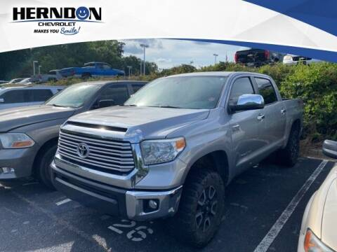 2015 Toyota Tundra for sale at Herndon Chevrolet in Lexington SC