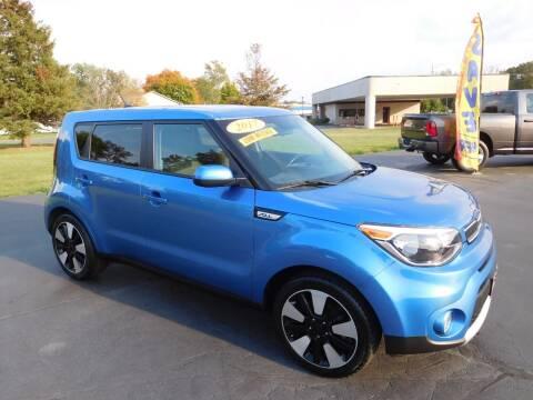 2017 Kia Soul for sale at North State Motors in Belvidere IL