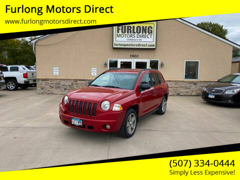2010 Jeep Compass for sale at Furlong Motors Direct in Faribault MN