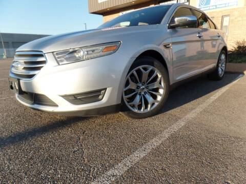 2013 Ford Taurus for sale at Flywheel Motors, llc. in Olive Branch MS