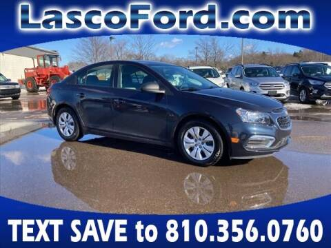 2015 Chevrolet Cruze for sale at Lasco of Grand Blanc in Grand Blanc MI