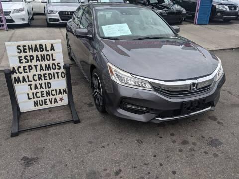 2016 Honda Accord for sale at Cedano Auto Mall Inc in Bronx NY