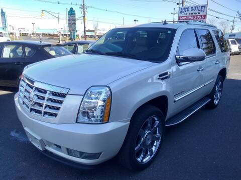 2010 Cadillac Escalade for sale at Wilson Investments LLC in Ewing NJ