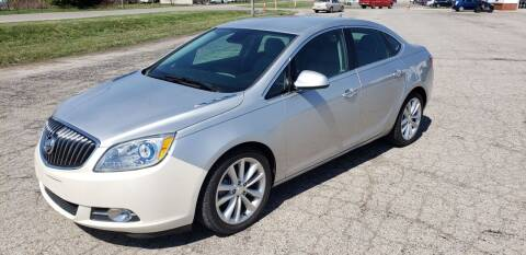 2013 Buick Verano for sale at Adams Enterprises in Knightstown IN