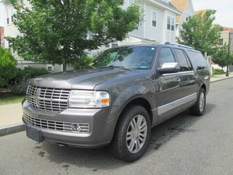 2010 Lincoln Navigator L for sale at Boston Auto Sales in Brighton MA